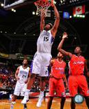 Sacramento Kings DeMarcus Cousins 2010-11 Action Photo
