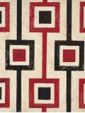 Square Textile Kunstdrucke von Hope Smith