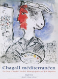 Reperes, Mediterraneen Collectable Print by Marc Chagall