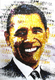 Obama Collectable Print by Chris Britz
