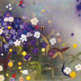 Gardens in the Mist IX Print by Aleah Koury