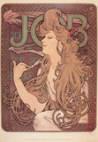 Job Poster by Mucha