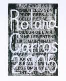 Roland Garros Prints by Jaume Plensa
