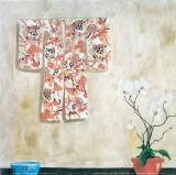 Kimono II Prints by A. Taylor
