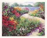 River Path Art by Natalie Levine