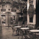 Caf&#233;, Montmartre Posters by Alan Blaustein