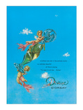 Divine D&#39;Orsino Giclee Print