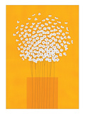 Nine Stem Vase Reproduction procédé giclée par Takashi Sakai