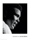 Muhammad Ali, I Am the Greatest Plakater