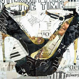 Intermittently All the Time Posters by Derek Gores
