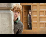 Harry Potter and The Deathly Hallows Part 1 - Harry and Ron Photo Photo