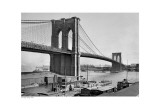 Brooklyn Bridge, c.1900 Print