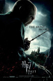 Harry Potter and The Deathly Hallows Part 1 -Voldemort Masterprint