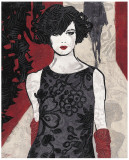 Runway Girl Prints by Melissa Pluch