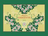 Savon a la Violette Giclee Print