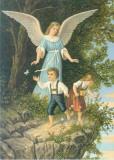 Angel Watching I Plakater