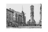 Times Square, c.1904 Prints