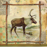 Elk Nature Art by Walter Robertson