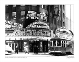 Brooklyn Paramount, New York, c.1948 Print