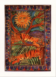 Tigers Prints by Mary Stubberfield
