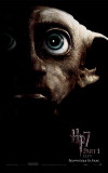 Harry Potter and The Deathly Hallows Part 1 - Dobby Masterprint