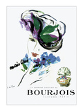 Bourjois Giclee Print by Meitner L.