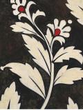 Botanical Textile Poster von Hope Smith