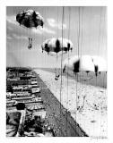 Parachute Jump, Coney Island, c.1958 Poster