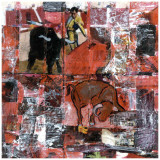 Feria Prints by Annick Bru