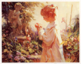 Enchanted Garden Prints by John Richard Townsend