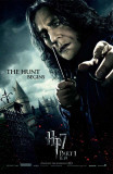 Harry Potter and The Deathly Hallows Part 1 - Snape Masterprint