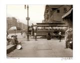 Delancey Street, Manhattan, c.1907 Kunst