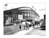 Ebbets Field, Brooklyn, New York, c.1947 Kunstdrucke