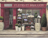 Fleurs & Brocante Art by James Wiens