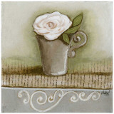 Mugs et Rose Prints by Véronique Didier-Laurent