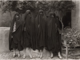 A Group of Persian School Girls Photographic Print by Maynard Owen Williams