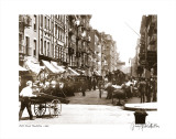 Mott Street, Manhattan, New York, c.1907 Art