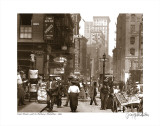Canal Street West to Mulberry, Manhattan, c.1908 Posters