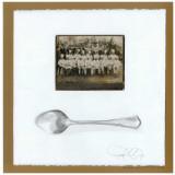 Brigade de Chefs, Cuillère Prints by Pascal Cessou