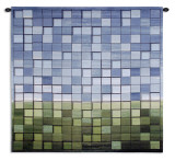 The Landscapist Wall Tapestry