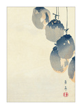 Five Lanterns Giclee Print