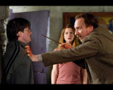 Harry Potter and The Deathly Hallows Part 1 - Lupin, Harry and Ginny Photo Photo