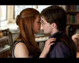 Harry Potter and The Deathly Hallows Part 1 - Harry and Ginny Photo Fotografía