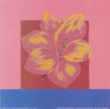 Fragrance III Kunstdrucke von Alie Van de Velde