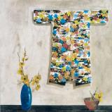 Kimono I Posters by A. Taylor