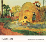 Yellow Haystacks, The Harvest Prints by Paul Gauguin