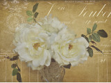 Heirloom Bouquet III Prints by Cristin Atria