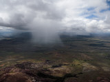 Storm Clouds Hover Above the Highlands of La Gran Sabana Photographic Print by Bobby Haas