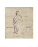 King David Giclee Print by Fra Angelico