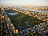 An Aerial View of Central Park Photographic Print by Michael S. Yamashita